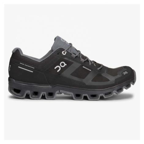 ON Buty biegowe damskie CLOUDVENTURE WATERPROOF-41-Czarny