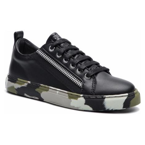 Sneakersy GUESS - FI7LUI ELE12 BLACK