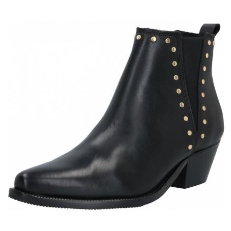 Shoe The Bear Botki Chelsea 'ARIETTA' czarny