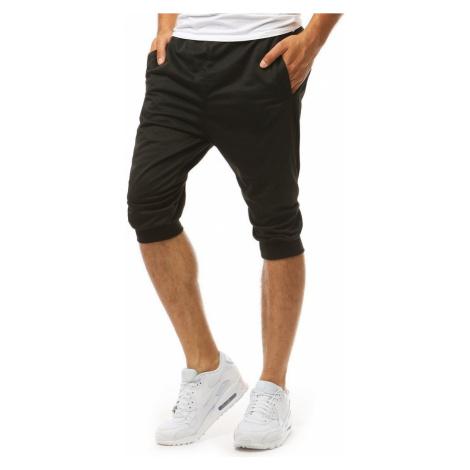Men's black sweatpants SX1227 DStreet