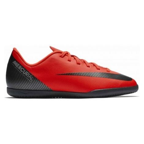 Nike CR7 JR VAPORX 12 CLUB IC - Obuwie halowe chłopięce