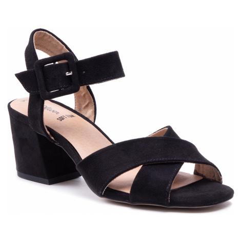 Sandały S.OLIVER - 5-28346-26 Black 001