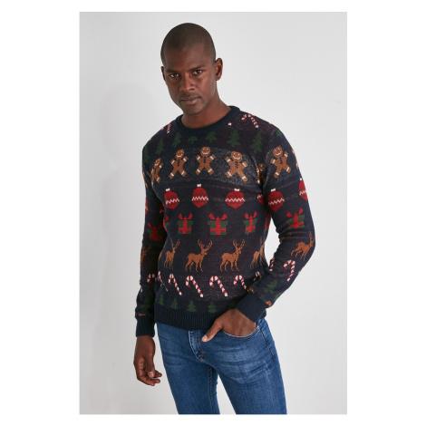 Męskie swetry Trendyol