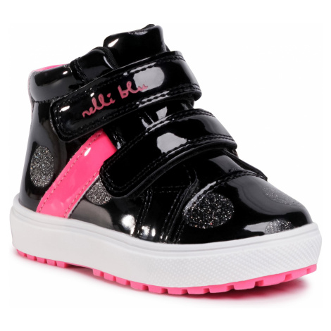 Sneakersy NELLI BLU - AVO-191-259 Black