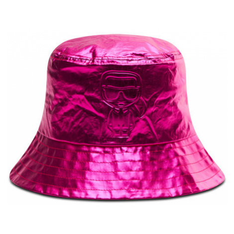 KARL LAGERFELD Bucket 210W3413 Różowy