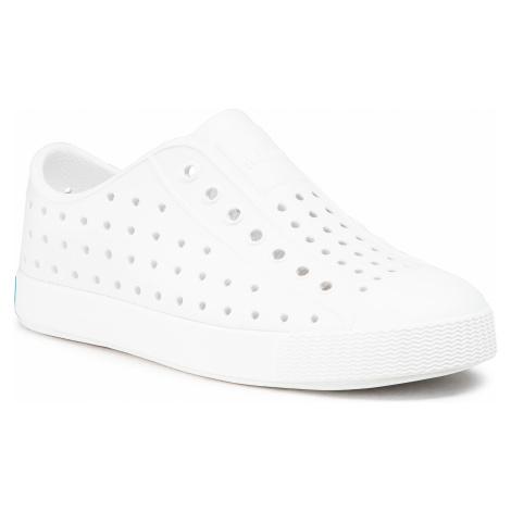 Trampki NATIVE - Jefferson 12100100-1999 Shell White/Shell White Native Shoes