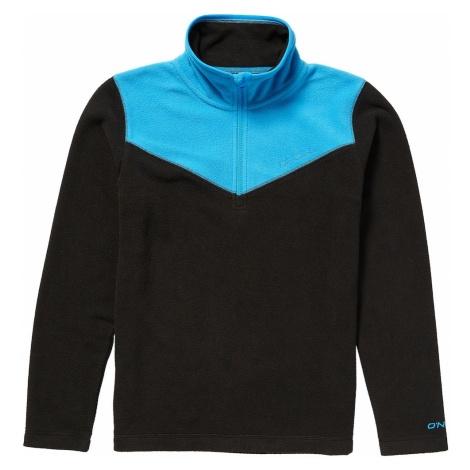 O'NEILL Bluza sportowa 'PB RAILS HZ FLEECE' niebieski / czarny