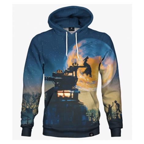 Bluza Fullprint Moon Light hoodie
