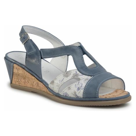 Sandały COMFORTABEL - 711033 Cobalt 5