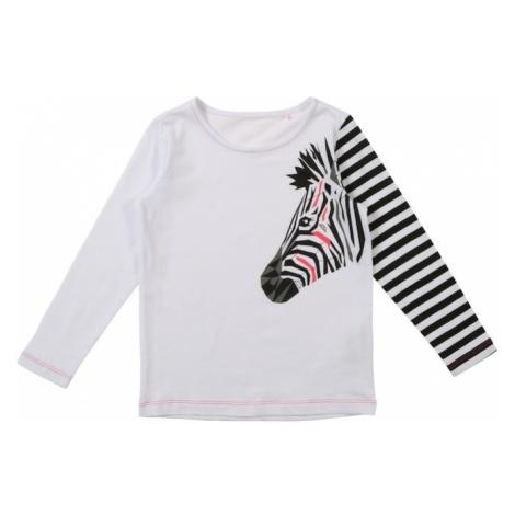 ESPRIT Koszulka różowy / czarny / biały