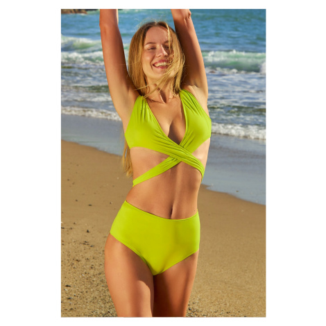 Damski kostium kąpielowy monokini Cappri