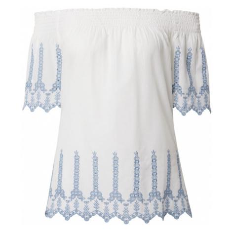 ONLY Bluzka niebieski / biały