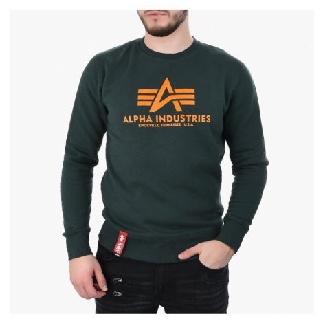 Bluza męska Alpha Industries Basic 178302 353