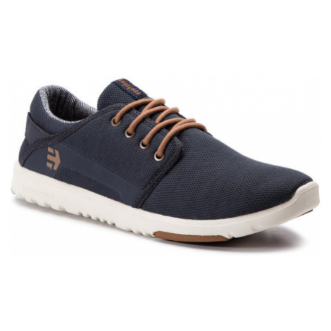Etnies Sneakersy Scout 4101000419 Granatowy