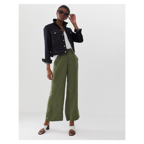 Vero Moda wide leg trousers