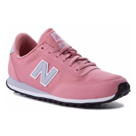 New Balance Sneakersy WL410DPG Różowy