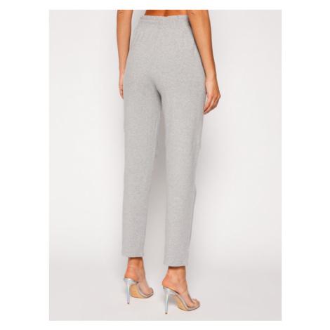 Tommy Hilfiger Spodnie piżamowe UW0UW01279 Szary Regular Fit