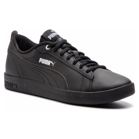 Sneakersy PUMA - Smash Wns v2 L 365208 03 Puma Black/Puma Black