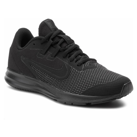 Buty NIKE - Downshifter 9 (Gs) AR4135 001 Black/Black/Anthracite