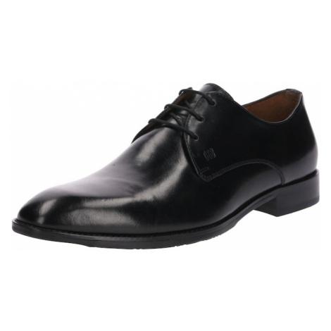 Gordon & Bros Buty sznurowane 'Mirco' czarny