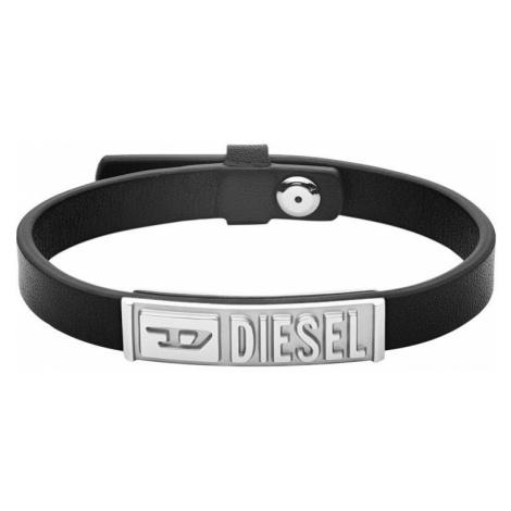 Diesel - Bransoletka skórzana