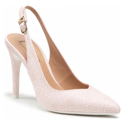 Sandały LIU JO - Vickie 3 SA1093 EX057 Pink 00006