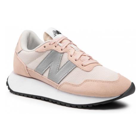 New Balance Sneakersy WS237CA Różowy