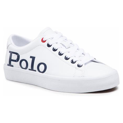 Sneakersy POLO RALPH LAUREN - Longwood 816829758001 White Mu