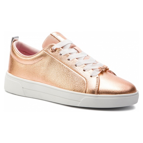 Sneakersy TED BAKER - Gielli 9-18254 Rose Gold/Rose Gold