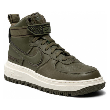 Nike Buty Air Force 1 Gtx Boot GORE-TEX CT2815 201 Zielony