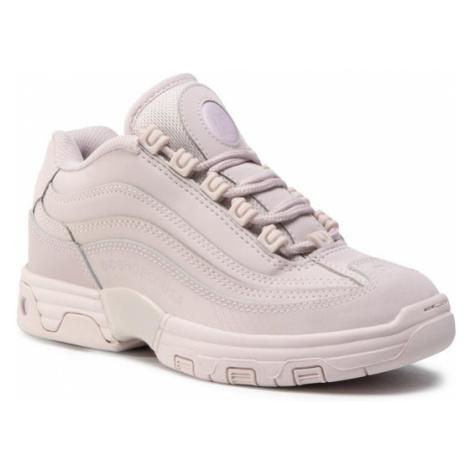 DC Sneakersy Legacy Lite ADJS100129 Różowy