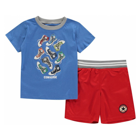 Converse Baby Boy BodySet