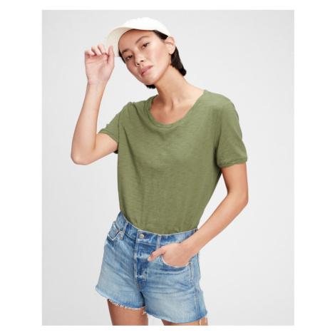 GAP Gen Good Koszulka Zielony