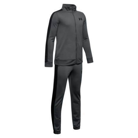 UA Knit Track Suit-GRY Under Armour