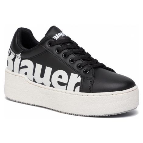 Sneakersy BLAUER - 9FMADELINE03/LEA Black