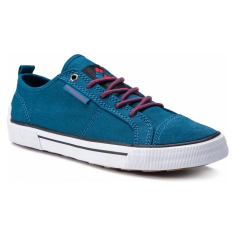 Tenisówki COLUMBIA - Goodlife Lace BM4651 Phoenix Blue/Mountain Red 442
