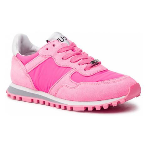 Liu Jo Sneakersy Alexa BXX049 PX003 Różowy