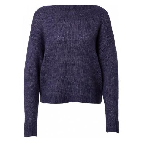 VILA Sweter niebieski