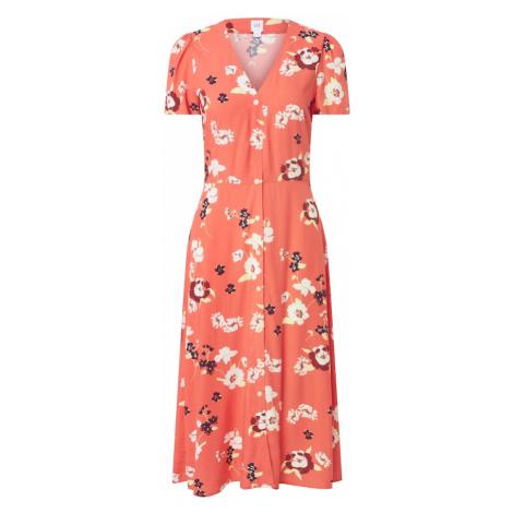 GAP Sukienka koralowy / mieszane kolory