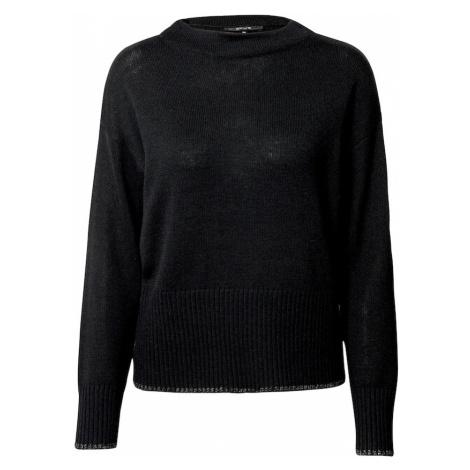 OPUS Sweter 'Plitza' czarny