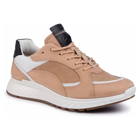 Sneakersy ECCO - St.1 M 83623451870 Powder/Beige/White/Black
