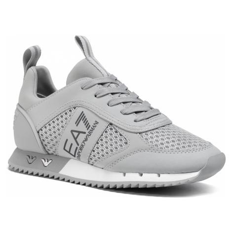 Sneakersy EA7 EMPORIO ARMANI - X8X027 XK050 B003 High Rise/Navy