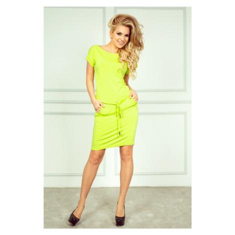 NUMOCO Woman's Dress 56-3 Lime