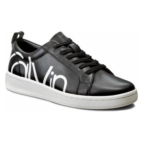 Sneakersy CALVIN KLEIN - Danya E4835 Black/White