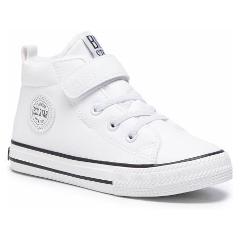Trampki BIG STAR - GG374033 White