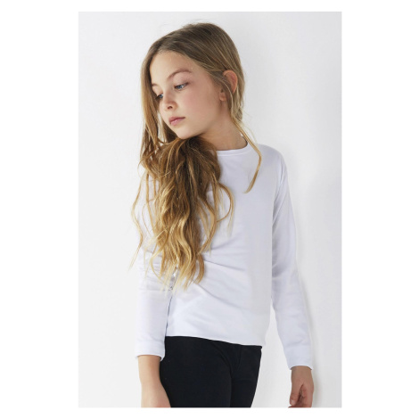 Dziewczęca bluzka z długim rękawem Star Jadea
