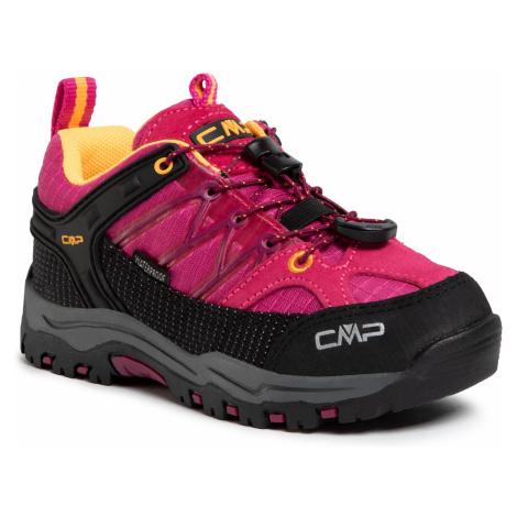Trekkingi CMP - Kids Rigel Low Trekking Shoes Wp 3Q54554 Bouganville/Goji 06HE