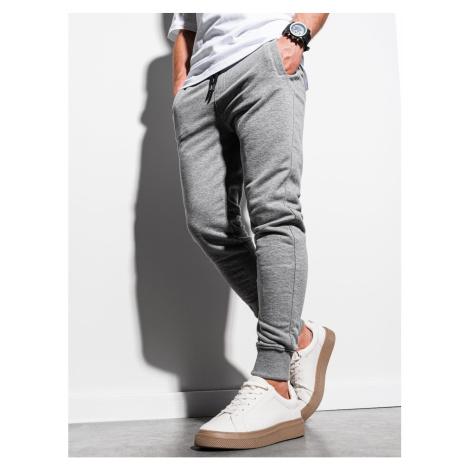 Spodnie dresowe męskie Ombre P1005