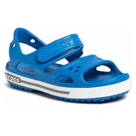 Sandały CROCS - Crocband II Sandal Ps 14854 Bright Cobalt/Charcoal