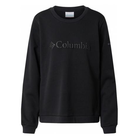 COLUMBIA Bluzka sportowa czarny